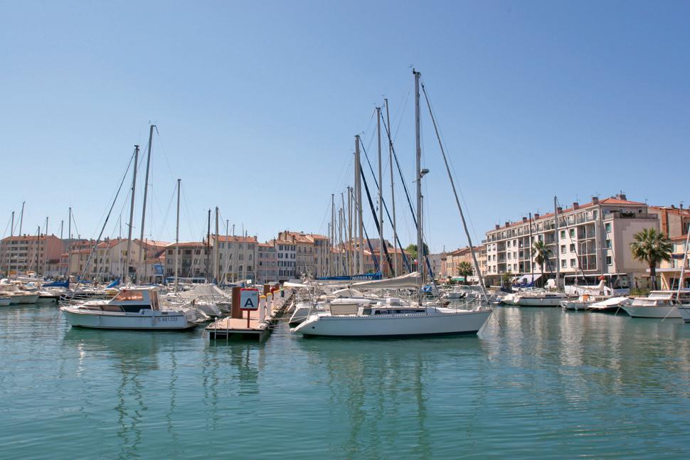 Port de la seyne sur mer m tropole toulon provence m diterran e - Office de tourisme seyne sur mer ...