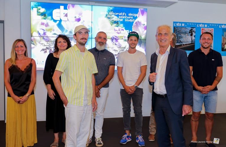 L'été à Toulon - Conférence de presse 29-06-20