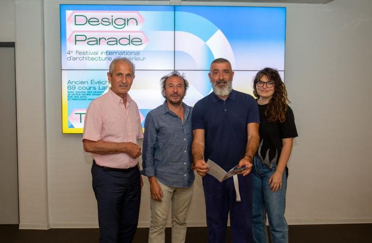Conférence de presse Design Parade Toulon