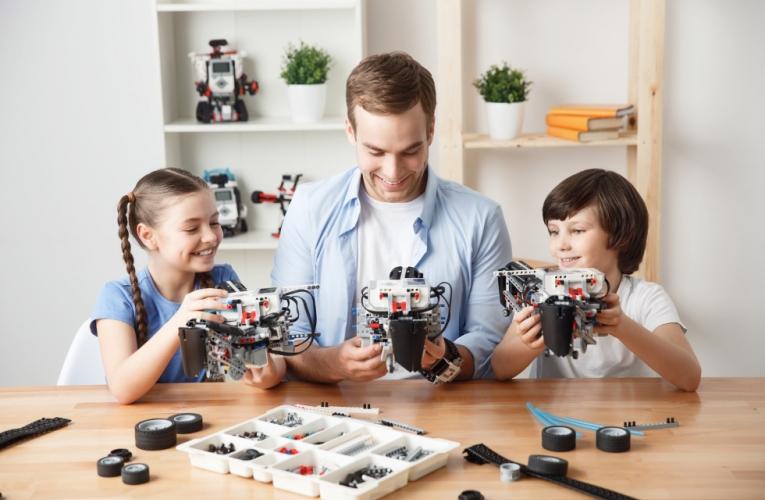 Workshop Construire son robot