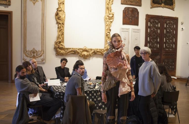 Sélections concours Mode, 33e Festival International de Mode, Photographie et d'Accessoire de mode à Hyères