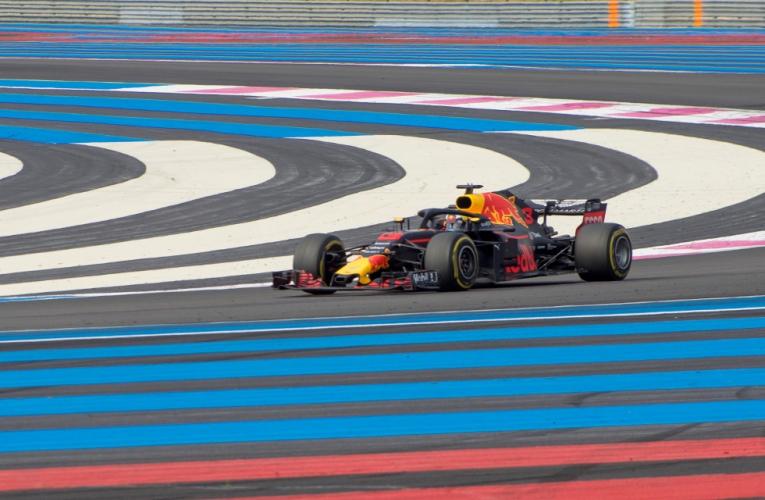 Grand Prix F1 2018