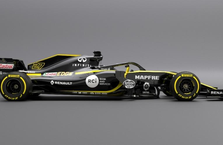 Formule 1 Renault Sport