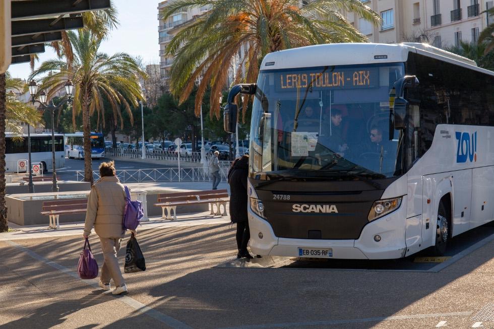 prix de détail expédition de baisse meilleure sélection de 2019 Voyagez avec Zou ! le réseau de transport régional ...