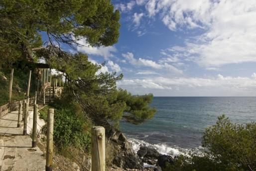Sentier du littoral Toulon Provence Méditerranée Ed 2018