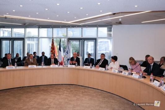 Conférence de presse IFPVPS Montéty