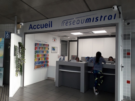 Agence Mistral gare routière