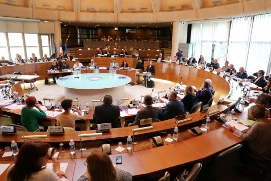 La motion a été présentée lors du Conseil Communautaire du 4 octobre