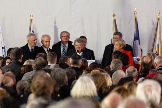 Inauguration du nouveau quartier Chalucet