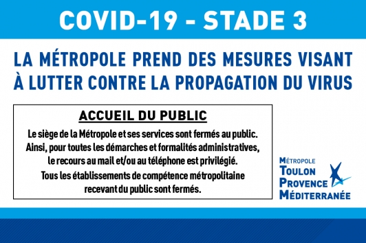 COVID-19 mesures TPM