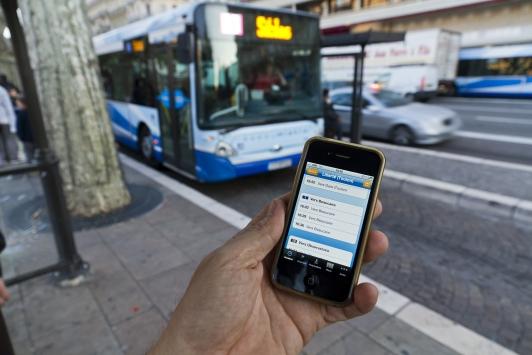 Application smartphone Numeribus