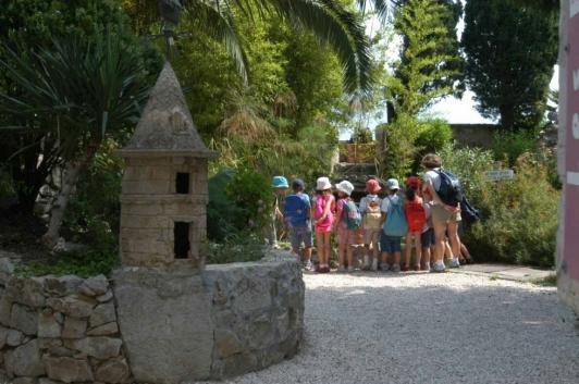 Jardin du musée Balaguier - La Seyne-sur-Mer