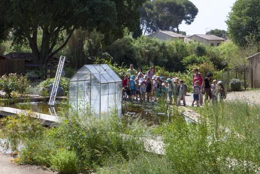 Activités Jardin remarquable de Baudouvin