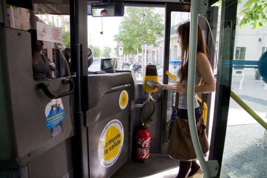 Bus Réseau Mistral