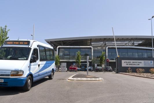 depot bus bregaillon
