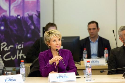 Corinne Vezzoni, l'architecte de Chalucet
