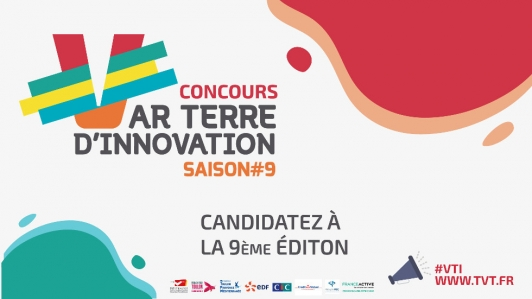 Var terre d'innovation, appel à candidature saison 9