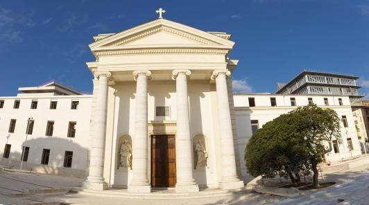 Chapelle médiathèque Chalucet