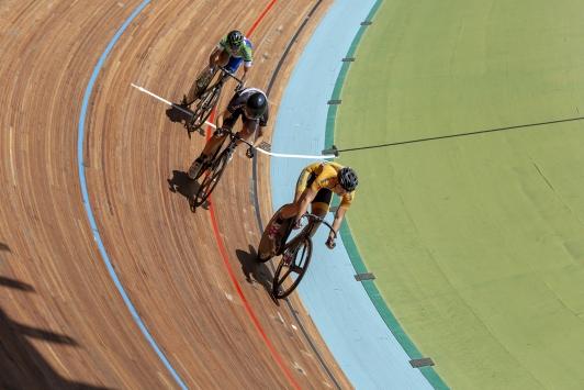 Championnats de France de cyclisme sur piste 2018