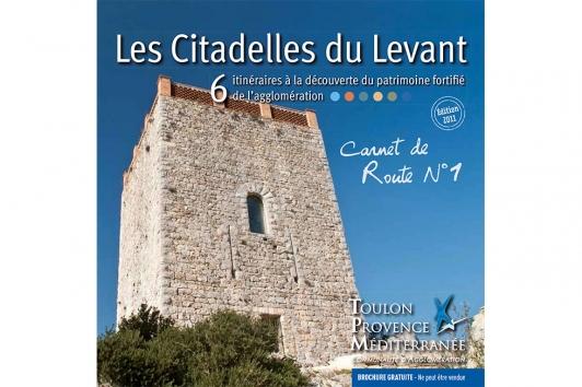Citadelles du levant - Carnet de route N°1