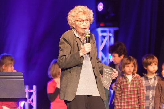 La compositrice Isabelle Aboulker