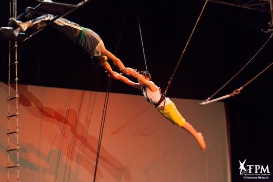 Conservatoire TPM, cirque