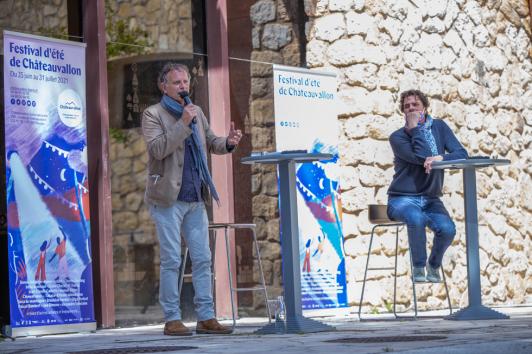 Présentation du Festival d'été de Châteauvallon©Nicolas Martinez – Châteauvallon-Liberté, scène nationale