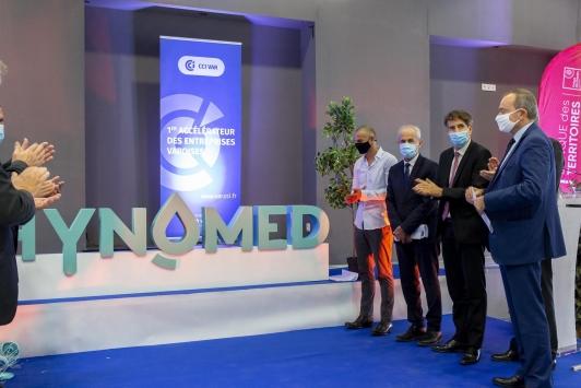 Lancement de la SAS Hynomed - Hydrogène vert