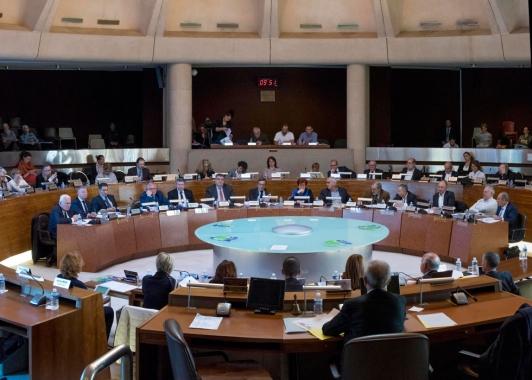 Les maires de TPM réunis en conseil
