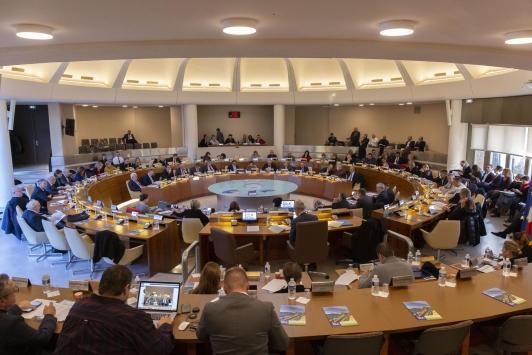 Conseil Métropolitain du 13 novembre 2019