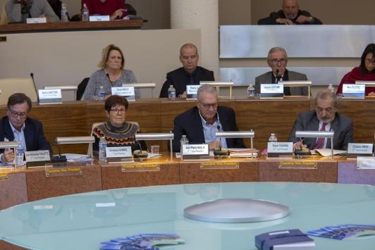 DOB, Conseil Métropolitain du 13 novembre 2019