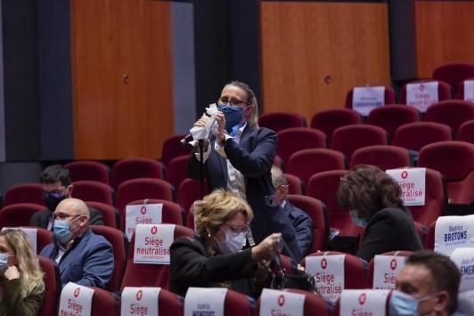 DOB 2021 - Conseil métropolitain du 10/11/20