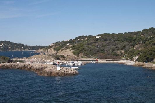 Hyères - Port Auguier