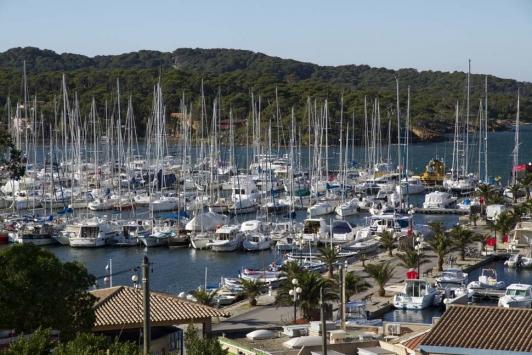 Hyères - Port de Porquerolles