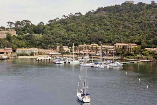 Hyères - Port de Port-Cros