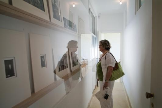 Exposition permanente, villa Noailles