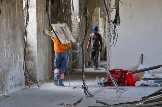 Déchets de chantiers