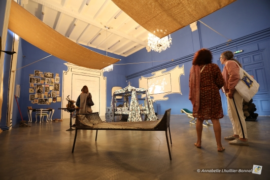Design Parade Toulon 2017 - Musée d'Art - Vincent Darré, La maison hantée