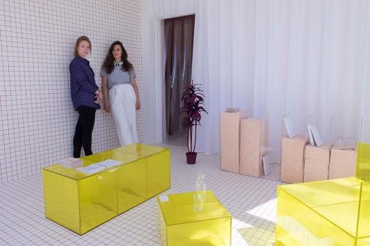 Design Parade Toulon 2017 : Nastasia Potel et Mylène Vasse © Olivier Pastor