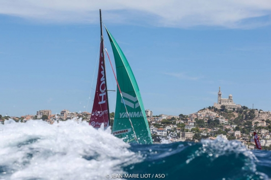 Tour de France à la Voile 2017 - Marseille