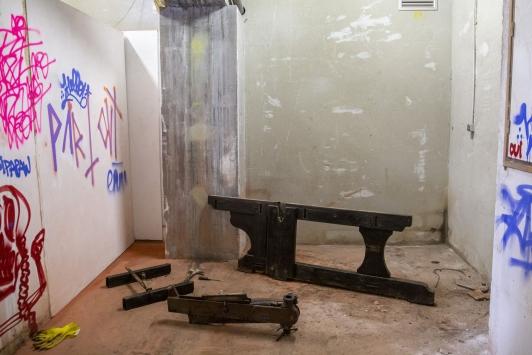 Restauration de la presse Eugène Brisset - ESAD TPM