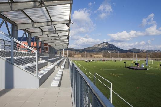 Stade de l'Estagnol - La Crau