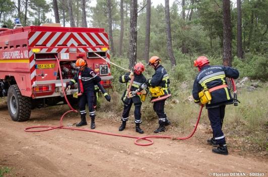 Pompiers du SDIS83