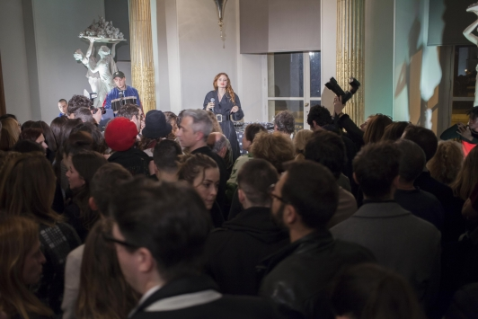 Journée des sélections à Paris, 33e Festival International de Mode, Photographie et d'Accessoire de mode à Hyères