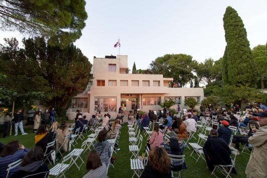 Inauguration - 35e festival Villa Noailles