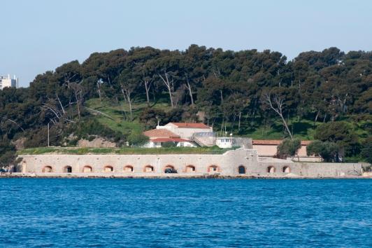 Fort de l'Eguillette - La Seyne-sur-Mer