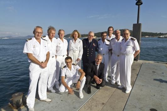 Les écrivains de la marine