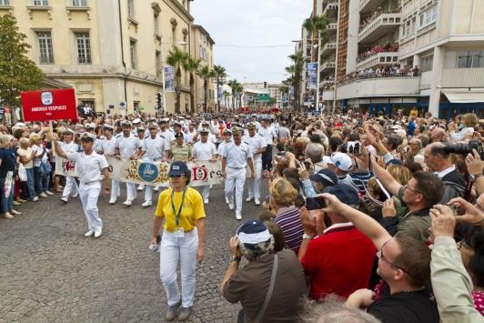 Parade des équipages