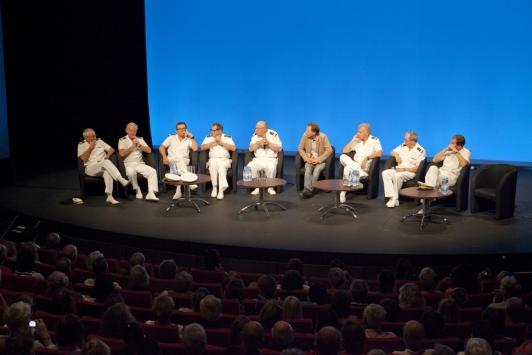 Rencontres avec la mer : conférence des écrivains de la marine