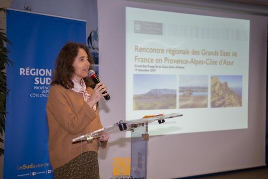 Rencontre régionale Grands Sites de France en région Sud - Hyères